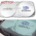 For Subaru Forester XV Impreza Legacy Outback Tribeca BRZ WRX SVX Tyvek Dupont Material windshield car sunshade