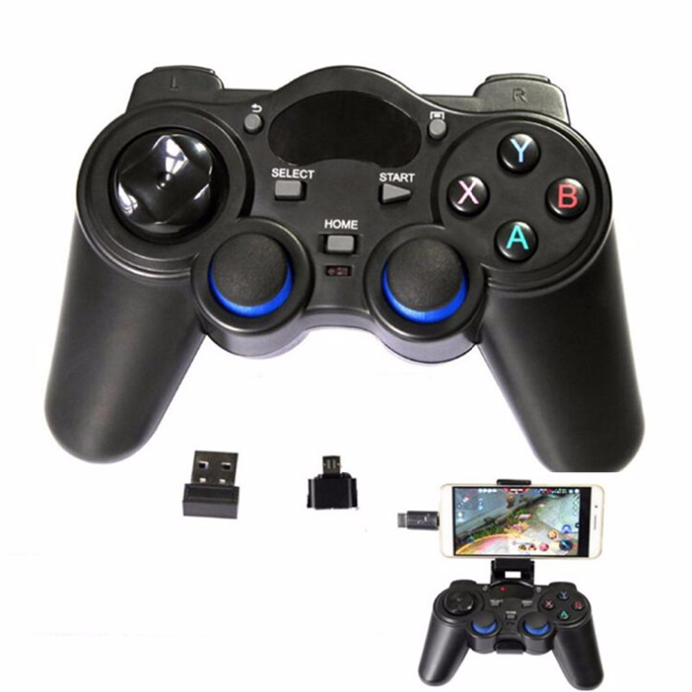 2.4g Wireless Android Controller Game Gamepad Joystick For