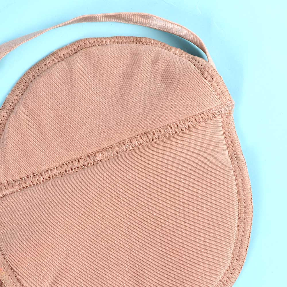 Confident 1 Pair Unisex Adjustable Perspiration Pads Armpit Care Underarm Skin Color Absorb Pads Durable Dress Clothing Absorb Armpit Care Deodorants & Antiperspirants Fragrances & Deodorants