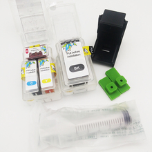 vilaxh PG-510 CL-511 Smart Cartridge Refill For Canon PG510 CL511 PG 510 Pixma IP2700 MP240 MP250 MP260 MP270 MP280