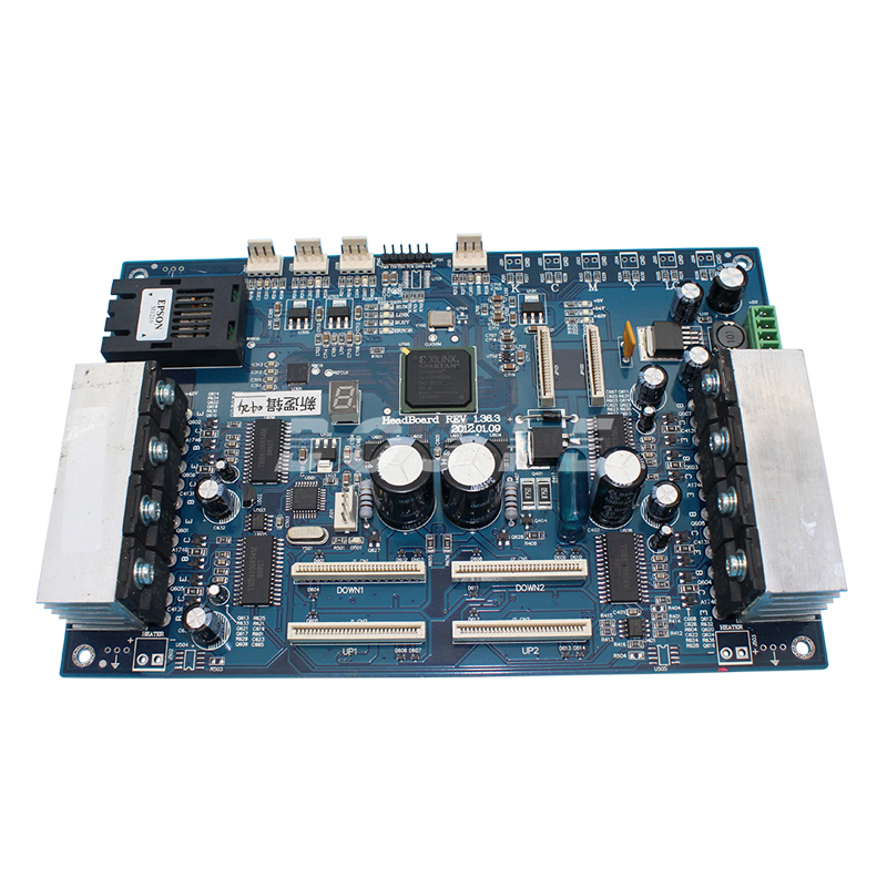 Best price! 100% OriginalDX5 DX7 locked unlocked hoson print head board for zhongye printer