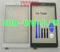 LOVAIN 1Pcs White Black Original For Huawei MediaPad T3 8 0 KOB L09 KOB W09 Digitizer