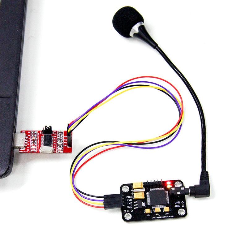 de voz microfone dupont reconhecimento velocidade compativel 05