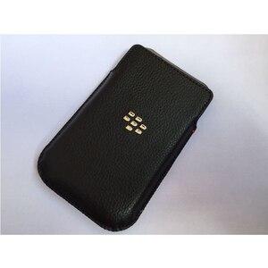 Image 3 - Orijinal Telefon Kılıfı için Blackberry Klasik Q20 Hakiki Deri Kılıf Blackberry Q20 El Yapımı Lüks Fundas için Cilt Çanta