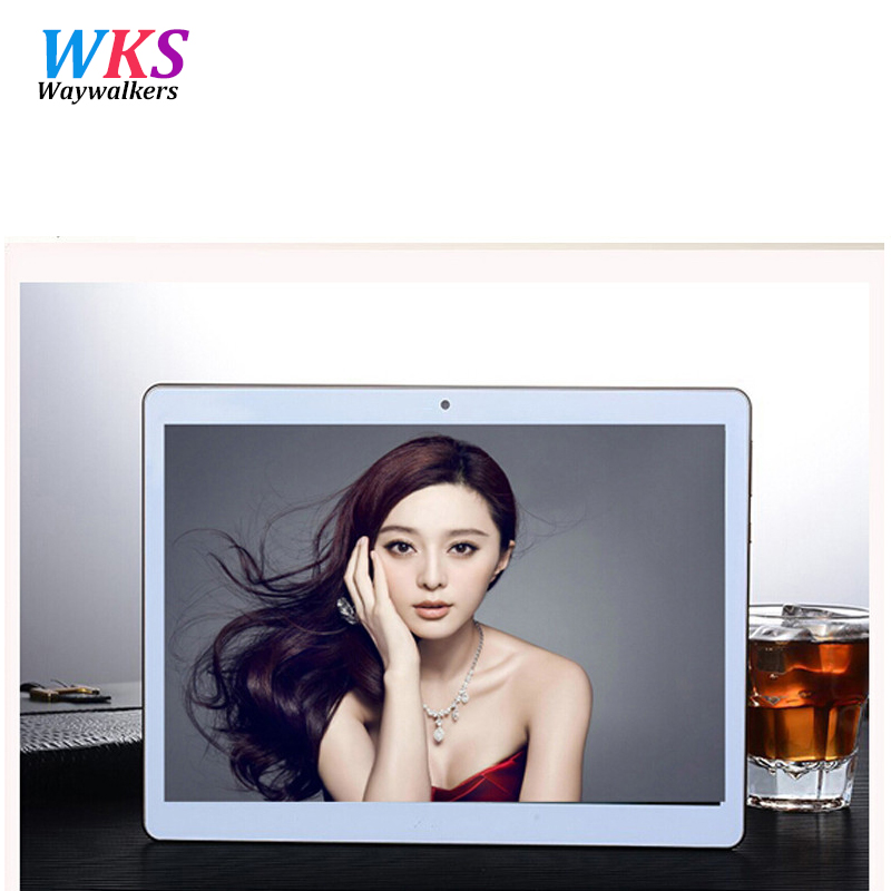 Waywalkers T805C 10.1 inch smart tablet pc android 5.1 octa core RAM 4GB ROM 64GB tablet computer The best gift for the child