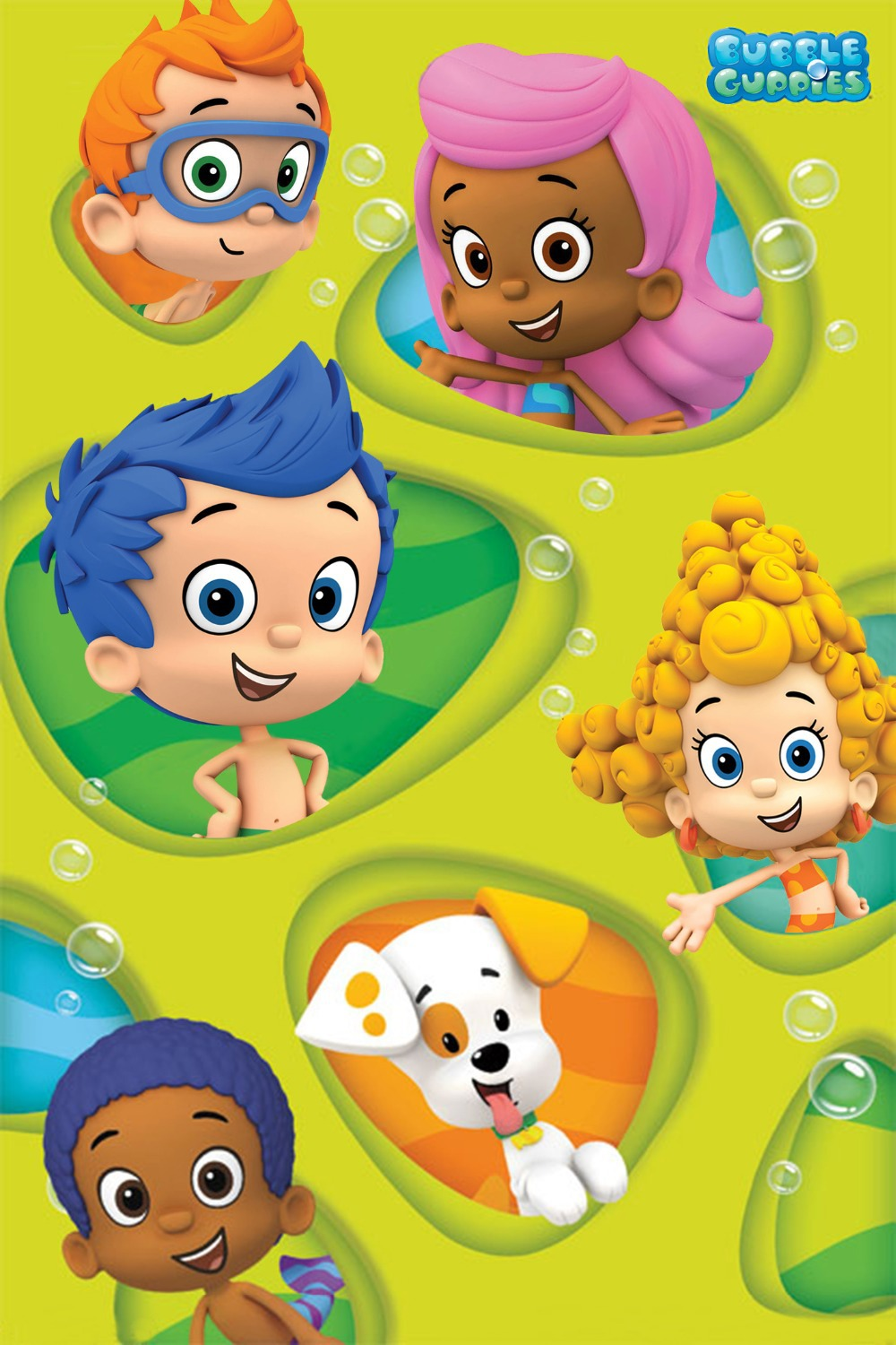 Canvas Poster Silk Fabric Bubble Guppies Room Poster/Home Decorative  Poster In Painting U0026 Calligraphy From Home U0026 Garden On Aliexpress.com |  Alibaba Group
