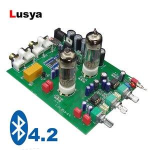 Плата усилителя с Bluetooth 4,2 6J5, Плата усилителя с тоновым усилителем NE5532, усилитель звука, Плата усилителя с тоновым усилителем, с усилителем