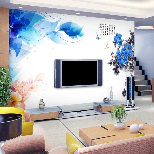 rich living room wallpaper