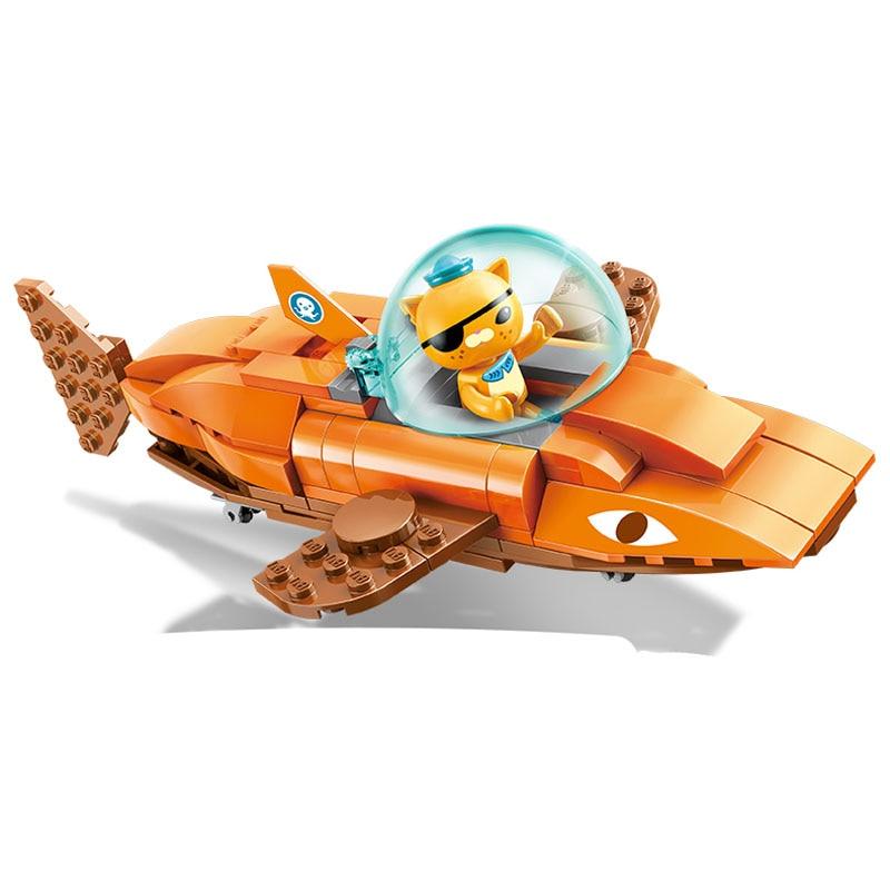 Enlighten Octonauts All Set Brick Toys 31