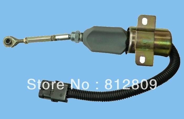 Fuel Shut-off Solenoid 3928160 12V , Fuel Stop Solenoid Valve SA-4293-12 цена и фото