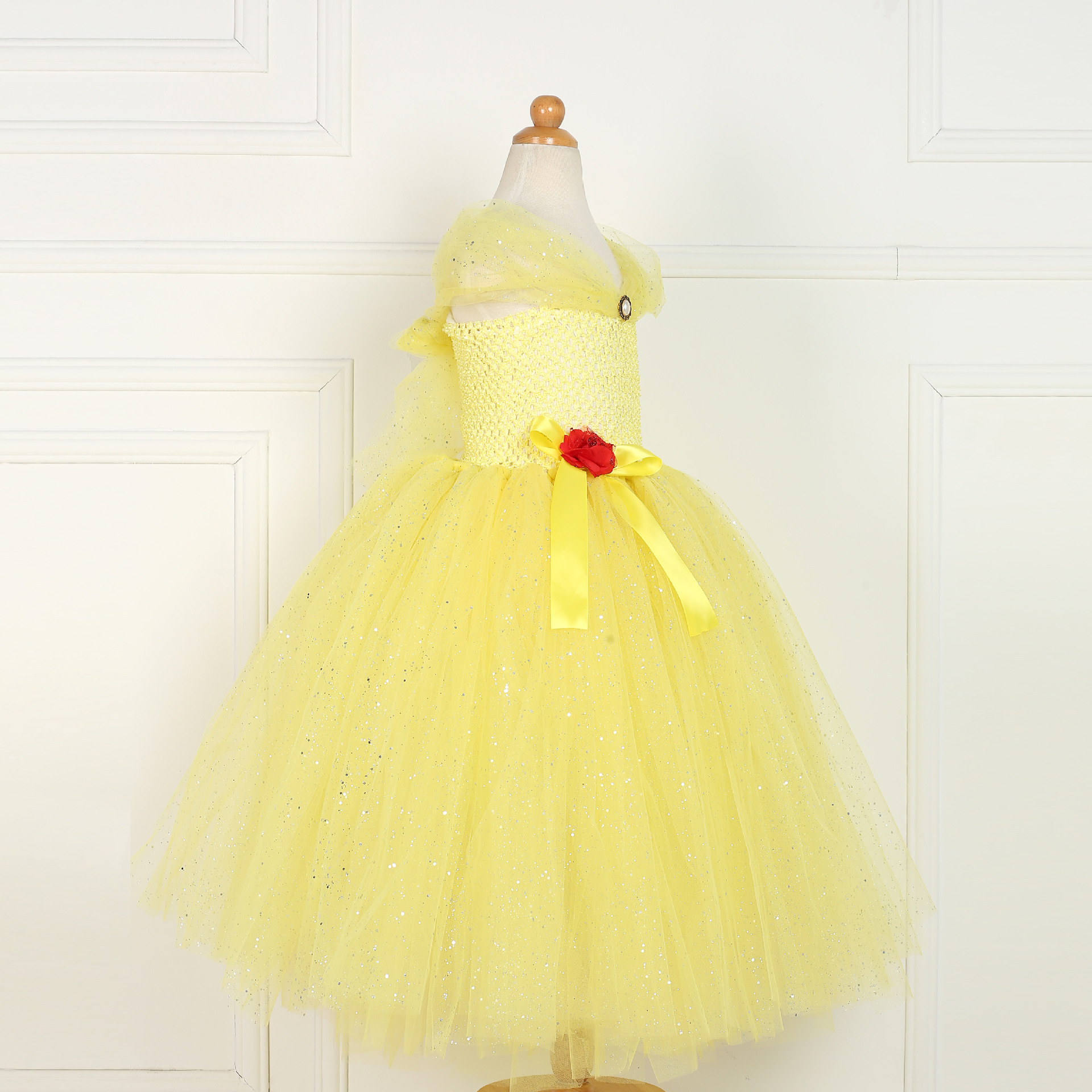 Aliexpress Buy Beauty and The Beast 2018 Children Clothing