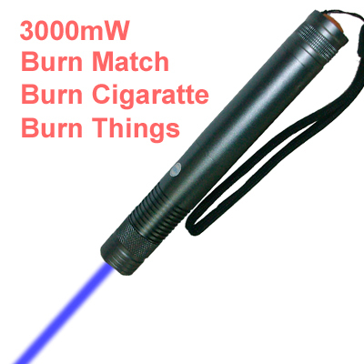где купить  high power blue laser pointers 30000mw 30w 450nm burning match/dry wood/candle/black/burn cigarettes+5 caps+glasses+gift box  дешево