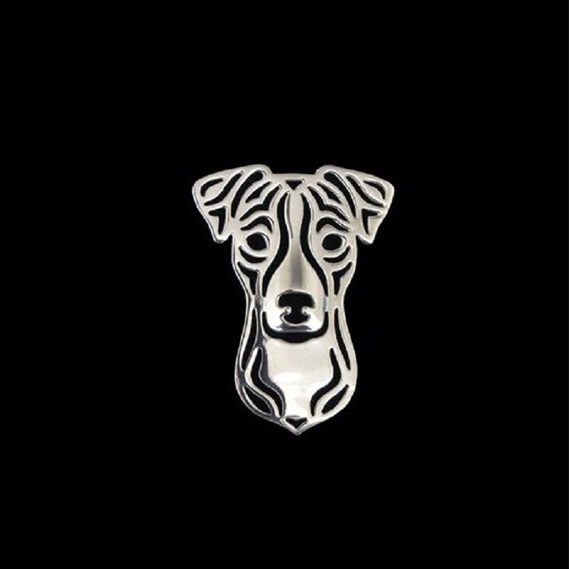 Купить опт броши для собак jack russell smooth delicated любителей