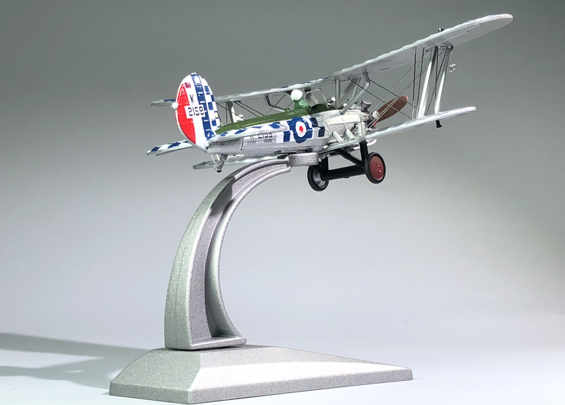 WLTK 1 72 Scale Military Model Toys British Bristol Bulldog Fighter Diecast Metal Plane Model Toy For Collection Gift Kids in Diecasts Toy Vehicles from Toys Hobbies
