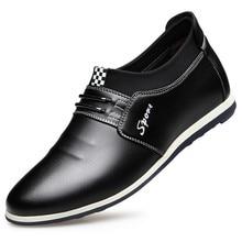 Classic Men Sheepskin Leather Casual Shoes Loafers Fashion Men Shoes Flats Male Breathable Driving Shoes DA0136 цена в Москве и Питере