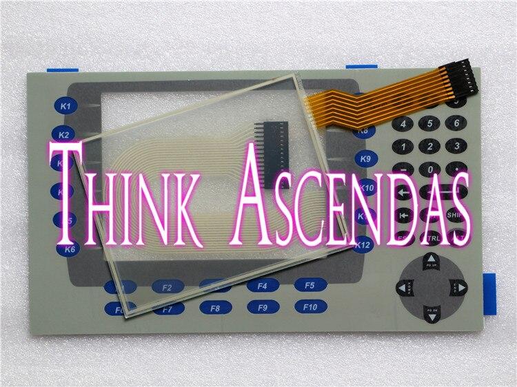1pcs New PanelView Plus 700 2711P-K7 2711P-K7C4A1 2711P-K7C4A2 2711P-K7C4A6 2711P-K7C4A8 Membrane Keypad / Touchpad