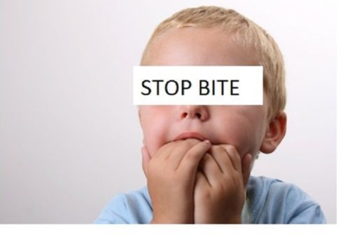 New NO BITE STOP NAIL CUTICLE BITING Polish Bitter Best For CHILD,Non TOXIC,UNISEX Free Ship
