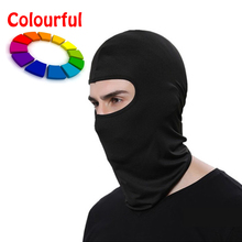 Colourful Tactical Mask Military Face Balaclava Breathable Sports Headgear Quick Dry Windproof Cap Motorcycle Helmet Liner