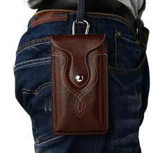 Man Belt Clip Outdoor Mobile Phone Leather Case Bags For LG G6,ZOPO Speed 7 GP,Allview X4 Soul,alcatel Idol 5s,Ulefone Future