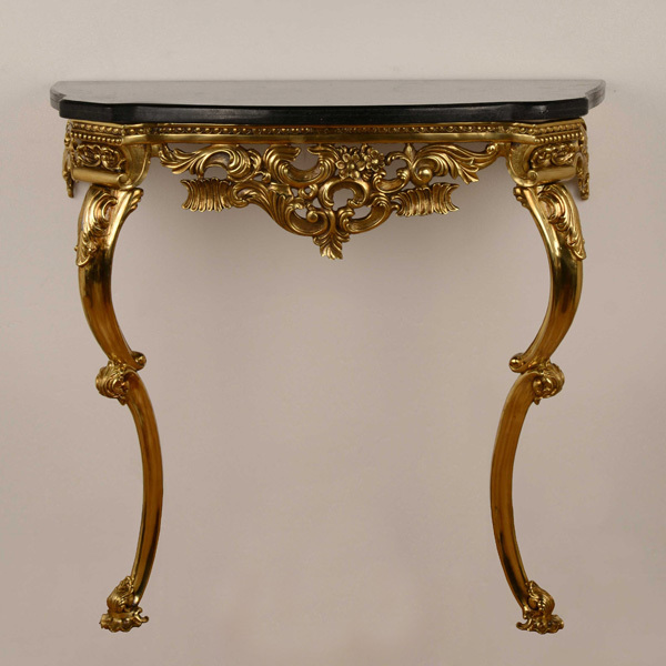 Furniture Stores Living Room Houston Texas Exquisite Golden Copper And Black Gold Marble Console ...