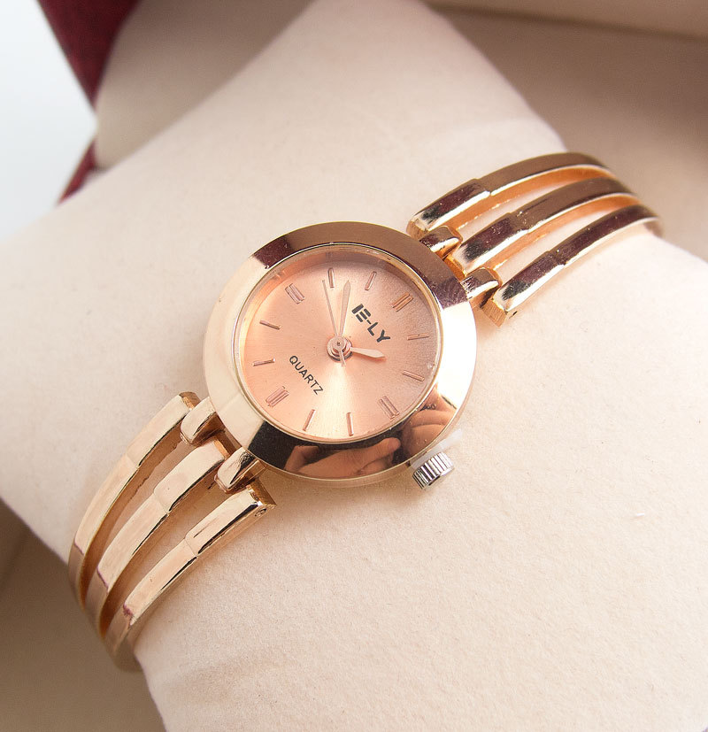 Luxury Brand Rose Gold Bracelet Watches Women Ladies Fashion Dress Quartz Wristwatches Relogio Feminino E059 hot sales geneva brand silicone watches women ladies men fashion dress quartz wristwatches relogio feminino gv008