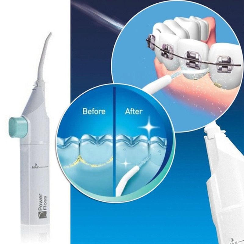1PC Water Flosser Irrigator for Oral Cavity Water Pick Jet Cleaning Tooth Mouth Denture Cleaner Irrigador Dental Power Floss professional rechargeable oral irrigator water flosser irrigation dental floss family whitening cleaning mouth denture cleaner