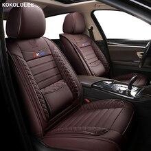 Kokololee Автокресло Обложка набор для BMW e30 e34 e36 e39 e46 e60 e90 f10 f30 x3 x5 x6 x1 защитное покрытие автомобильного сиденья чехлов сидений автомобилей