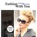 Superdimensionada Óculos De Sol Das Mulheres óculos Polarizados Condução Óculos de Sol UV400 Shades Bowknot Óculos Gafas de sol Mujer 4 Cores de Metal Da Dobradiça