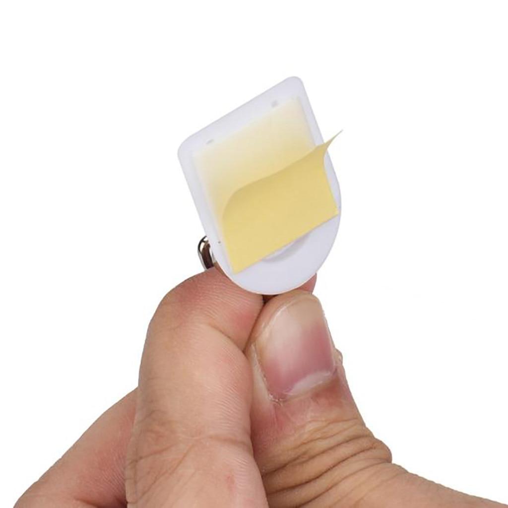 12 plastique blanc adhésif collant Cintre Cuisine Salle de bain chambre mur porte