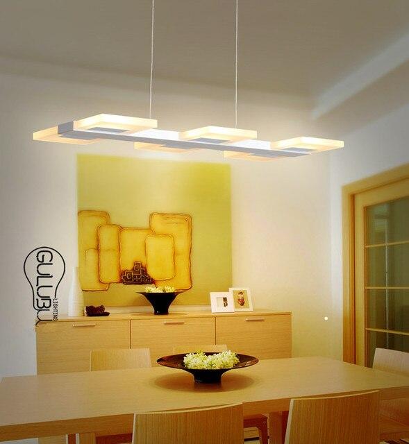 Italië eetkamer led licht hanger lampen led strip luminaria Bar ...