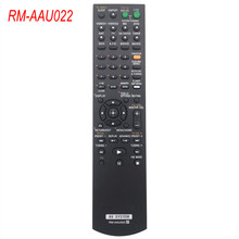 New Remote Control RM AAU022 For SONY STR KS2300 STR DG520 STR DG520B RM AAU023 HT DDW7500 STR KM750  Audio Player Receiver