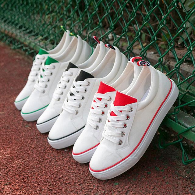 Unissex Tamanho 35-44 Sapatas de Lona 2016 outono Novos homens Sapatos Casuais Maré buraco Denim Sapatos Zapatillas Zapatos Mulheres Hombre Mujer
