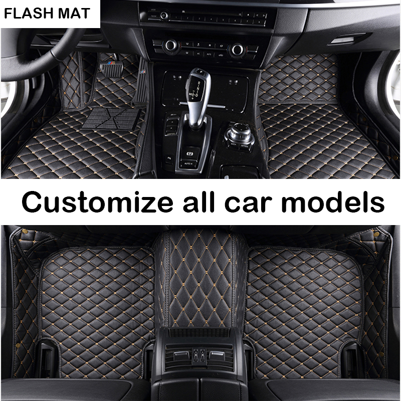 цена на car floor mats for mercedes All models mercedes cla w212 w245 glk gla gle gl x164 vito w639 s600 auto accessories car mats