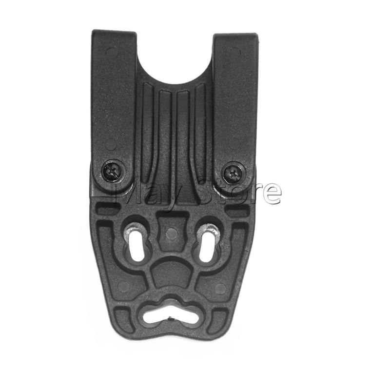 ⊱Airsoft Tactical Caza cintura Paddle cinturón Glock 17/1911/M9/USP ...