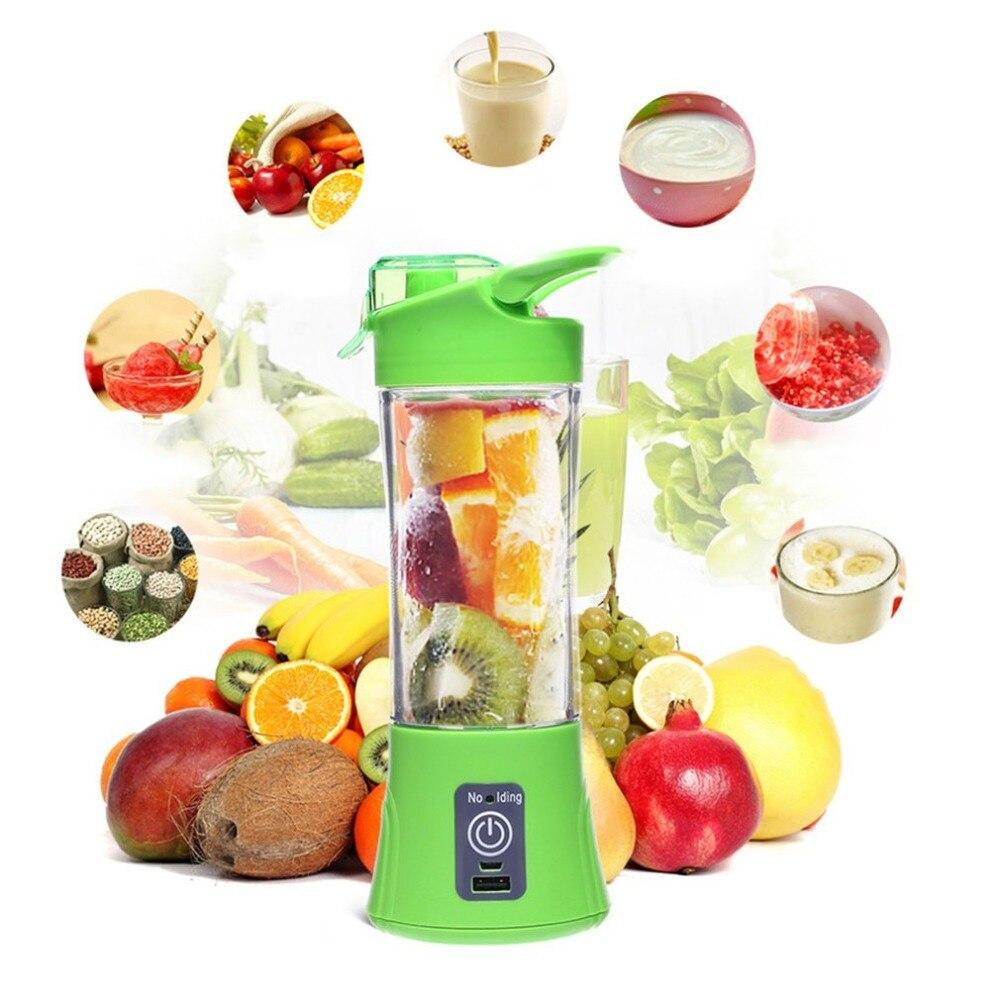 Tragbare USB Citrus entsafter Maschine Mixer BottleCompact Wiederaufladbare Entsafter Flasche Haushalts Reise Verwenden Handheld Obst Entsafter