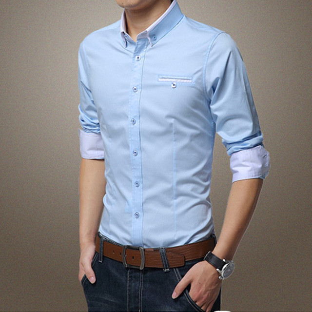 New Hot Sale Businessman Casual Shirt