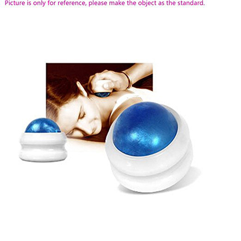 4 Colors 6cm El Relax Roller Ball Özünü Masaj Müalicə Vasitəsi - Səhiyyə - Fotoqrafiya 1