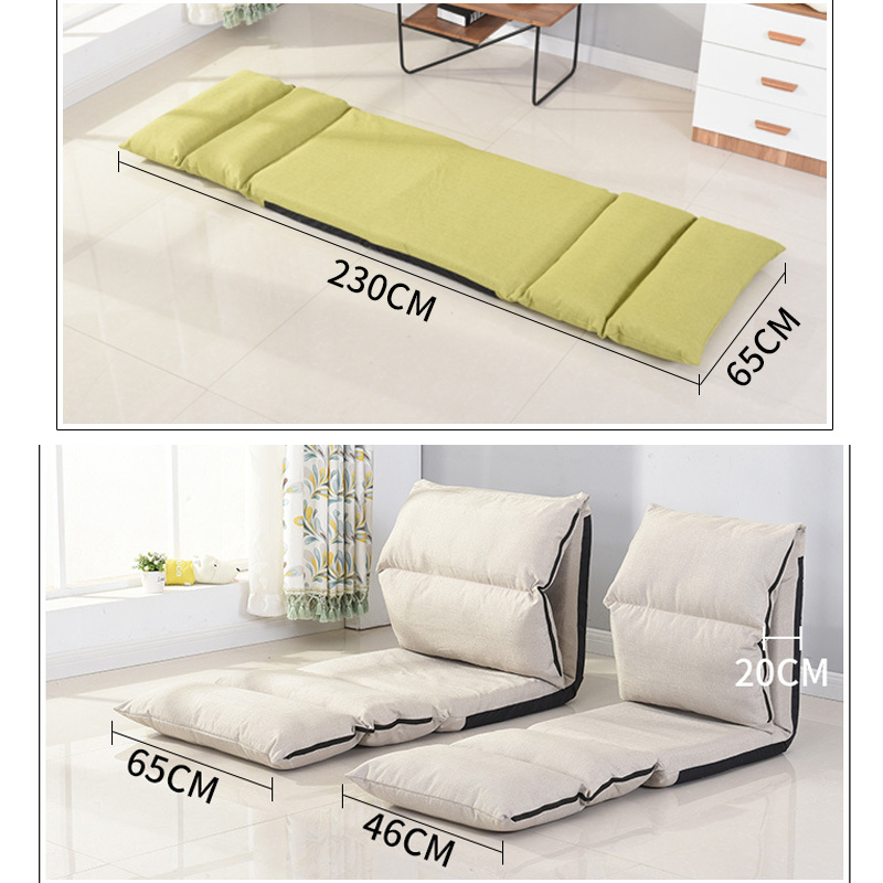Remarkable Us 29 49 15 Off 15 Creative Sackcloth Lazy Sofa Stylish Japan Tatami Folding Washable Mini Sofa Bed Backrest Chair Window Lounge Chairs In Living Theyellowbook Wood Chair Design Ideas Theyellowbookinfo