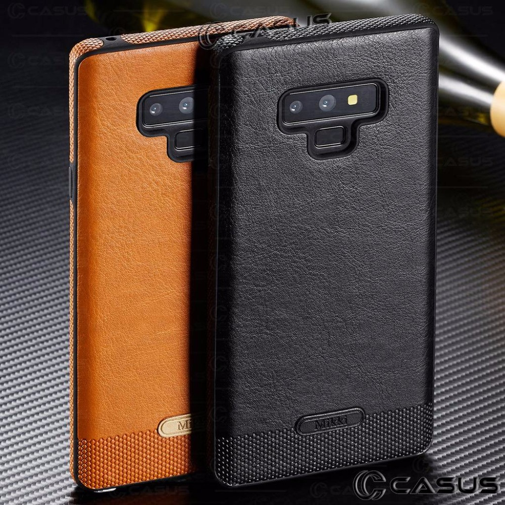 HTB1iX7oXdzvK1RkSnfoq6zMwVXat For Samsung Galaxy Note 9 8 Case Luxury PU Leather Case Cover For Samsung Galaxy Note10 Plus Case S10 S9 S8 Plus Note 10 Case