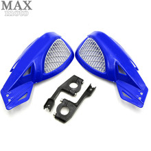 motorcycle accessories hand guards motocross motorcycle universal plastic 22mm for CBR CB400 CB600 CBR600 CBR1000 KTM 990 DUKE