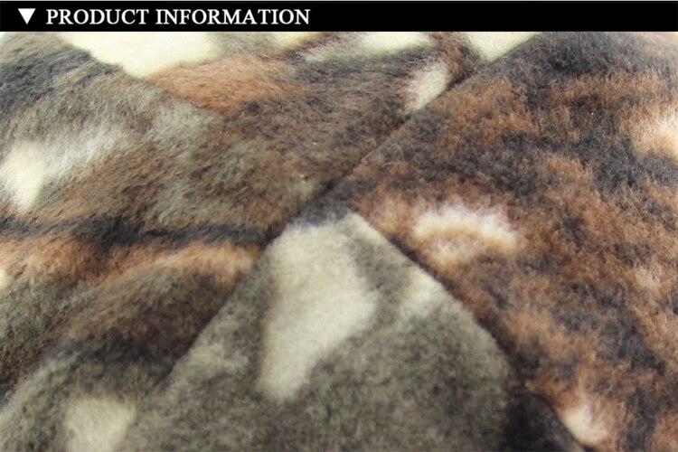 Chapeau Camouflage hiver