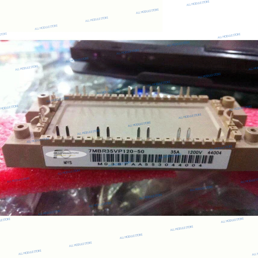 Image 3 - 7MBR50VP120 50   FREE SHIPPING NEW AND ORIGINAL MODULE-in Motor Driver from Home Improvement