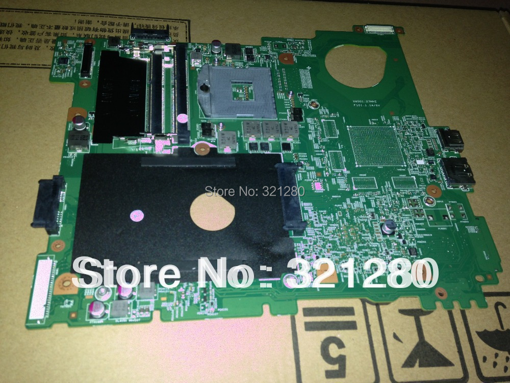 ФОТО Free Shippping NEW For Dell  Inspiron N5110  Laptop Motherboard 07GC4R  7G4CR  Tested Before Shipping, Placa Mae