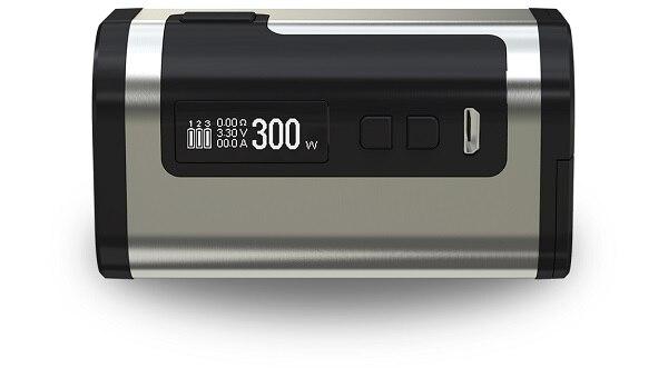 Eleaf iStick Tria with Ello S Full Kit 300W, 0.91 INCH Screen