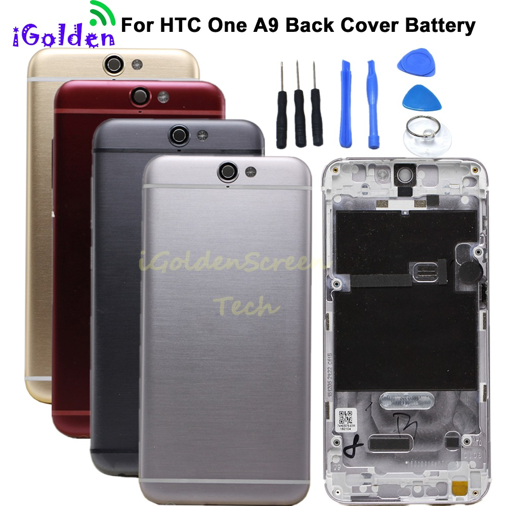 official photos fd777 223fc Buy battery case htc one a9 and get free shipping on AliExpress.com