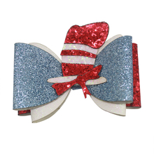Children Ribbed Bowknot Girls Ribbon Hairpins Hair clips Colorful Barrettes Kids Bow