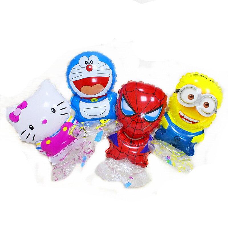 TSZWJ new design children love Wrist foil balloons animal balls birthday inflatable font b baby b