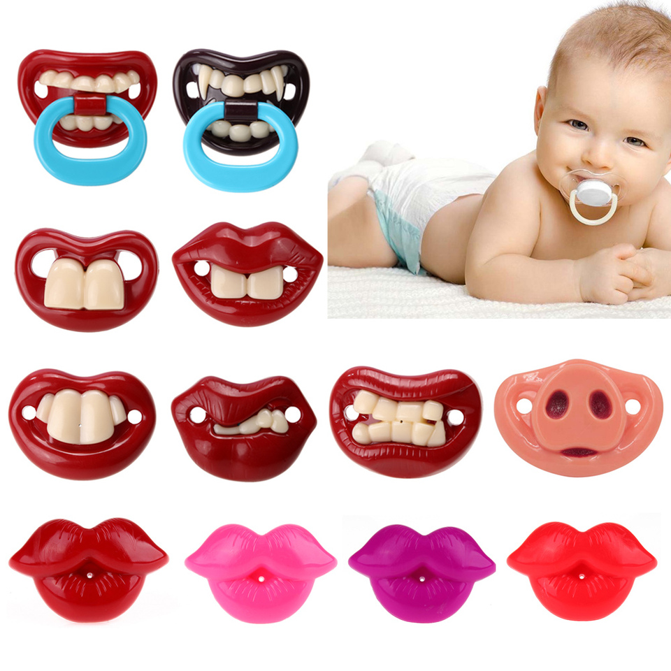 Newborn Babies For Dummies Pacifiers For Newborns Baby Silicone Pacifier Dummy Nipple Teether Baby Soother Nipple Toddler Baby Teething Teether Health Care