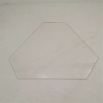 4mm thick Delta WASP 2040 3D printer heated bed Temperd glass /Borosilicate Heated Bed Glass Plate build glass plate