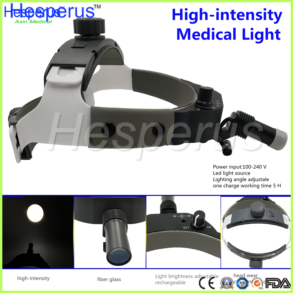 High Quality NEW Arrival Adjustable Dental Surgical Headlight LED Headlamp Black Medical Lab Equipments 2018 good quality adjustable dental surgical headlight led headlamp black medical lab equipments